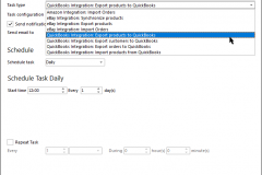 Automated QuickBooks Desktop Task