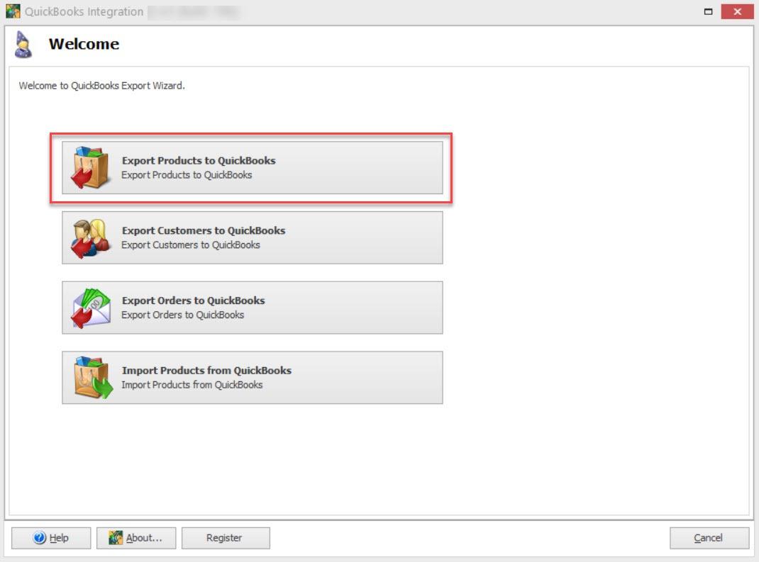 WooCommerce Quickbooks Integration Export