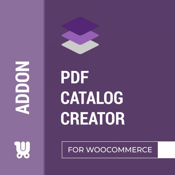 WooCommerce PDF Catalog Creator Addon