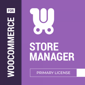 Store Manager for WooCommerce Primary License Buy