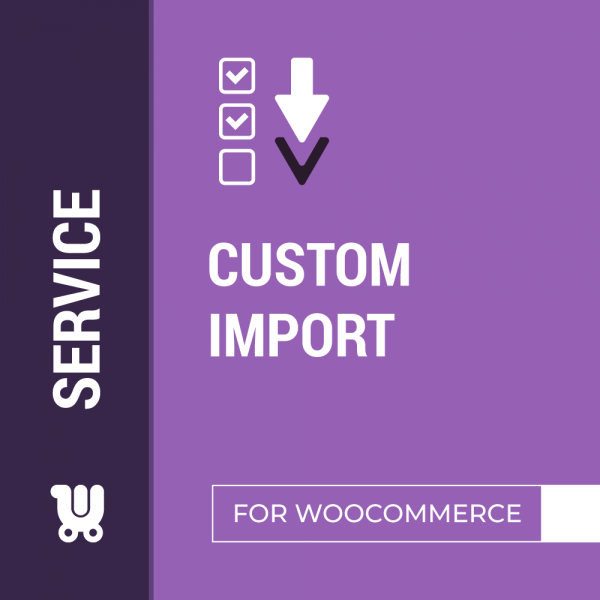 woocommerce import service