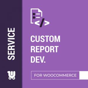 woocommerce advanced report development