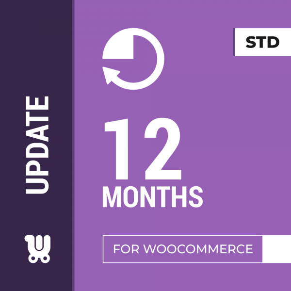 Store Manager for WooCommerce Update and Support service for twelve (12) month