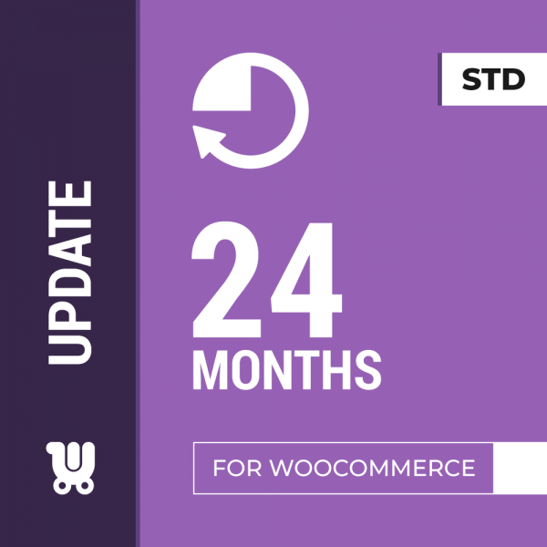 Store Manager for WooCommerce Update and Support service for twenty-four (24) month