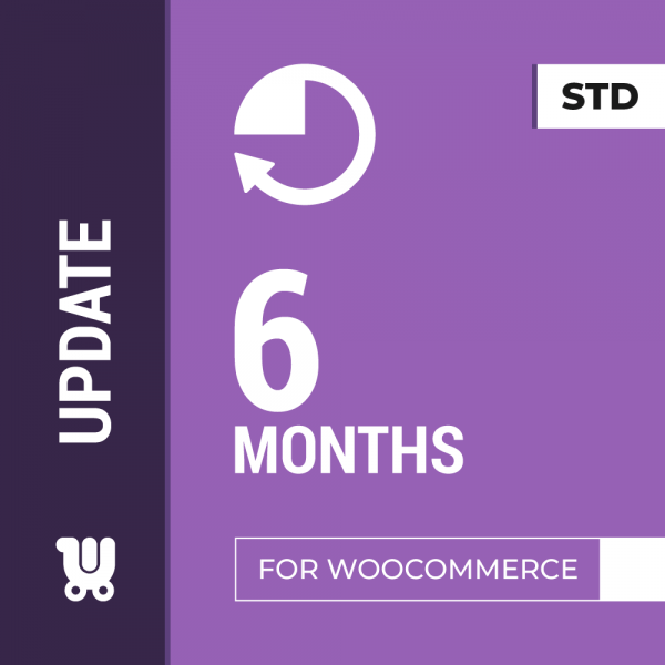 Store Manager for WooCommerce Update and Support service for six (6) month