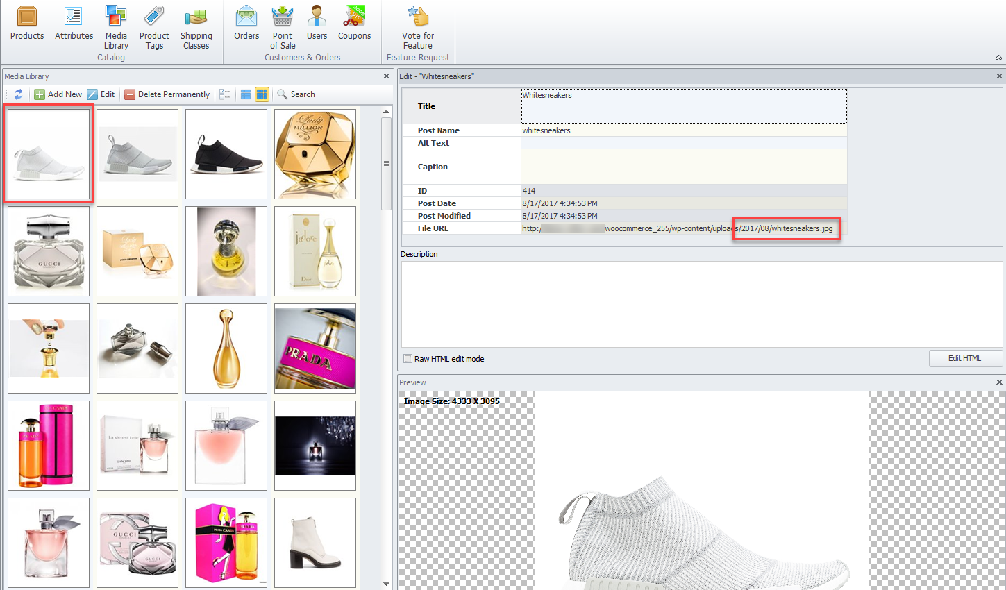 How to Import WooCommerce Variation Images
