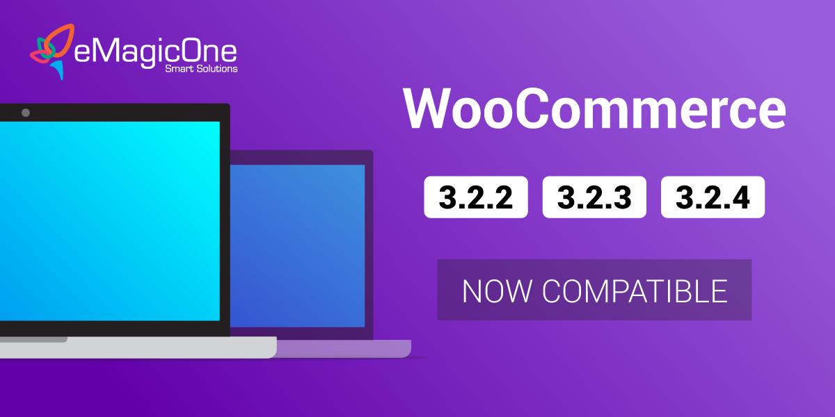 woocommerce 3.x compatibility