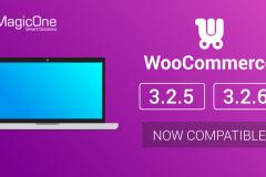 WooCommerce v.3.2.5 - 3.2.6 compatibility