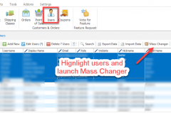 highlight-users-and-launch-woocommerce-mass-changer