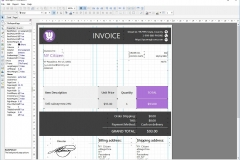 woocommerce POS till printing edit page