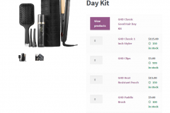 woocommerce grouped product on frontend